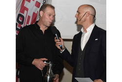 Frédéric Neff beim ASS Award in Bern