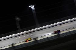 #85 JDC/Miller Motorsports ORECA 07, P: Simon Trummer, Robert Alon, Austin Cindric, Devlin DeFrancesco , #55 Mazda Team Joest Mazda DPi, P: Jonathan Bomarito, Spencer Pigot, Harry Tincknell
