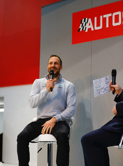 Gary Paffett talks to Henry Hope-Frost on the Autosport Stage