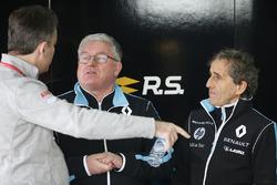 Alain Prost, Senior Team Manager, Renault e.Dams