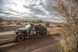#347 Dakar Jefferies Buggy, Tim Coronel, Tom Coronel