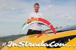 Benjiamin Albertalli e la Lamborghini Aventador S