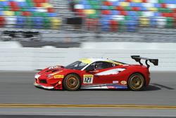 #121 Ferrari of Tampa Bay Ferrari 458: Luis Perusquia