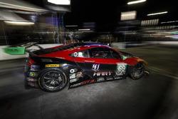 #69 HART Acura NSX GT3, GTD: Chad Gilsinger, Ryan Eversley, Sean Rayhall, John Falb, au stand