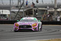#71 P1 Motorsports Mercedes-AMG GT3: Kenton Koch, Robby Foley III, JC Perez, Loris Spinelli