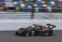 #73 Park Place Motorsports Porsche GT3 R: Patrick Lindsey, Jörg Bergmeister, Timothy Pappas, Norbert Siedler
