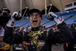 Petter Solberg festeggia