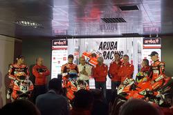 Ducati World Superbike launch