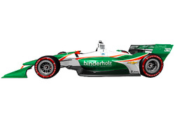 Ливрея Juncos Racing