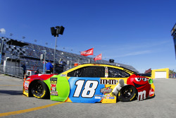 Kyle Busch, Joe Gibbs Racing, M&M's Toyota Camry