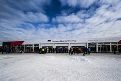 L'assistance Toyota Gazoo Racing