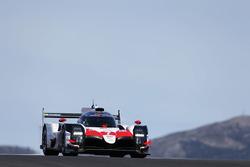 Toyota Algarve testi