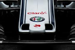 Sauber C37 launch