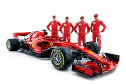 Ferrari 2018