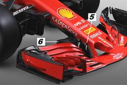 Lançamento Ferrari SF71H