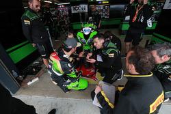 Kenan Sofuoglu, Kawasaki Puccetti Racing exmainesPirelli tyre
