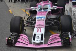 Презентація Force India F1 VJM11