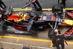 バルセロナF1公式テスト:前半