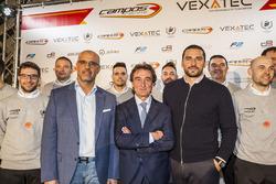 Presentazione Campos Racing