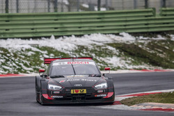 DTM-Test in Vallelunga, März