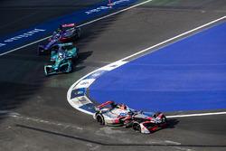 Маро Энгель, Venturi Formula E Team, и Том Бломквист, Andretti Formula E Team