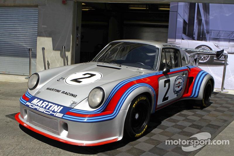 1974 Porsche RSR Turbo