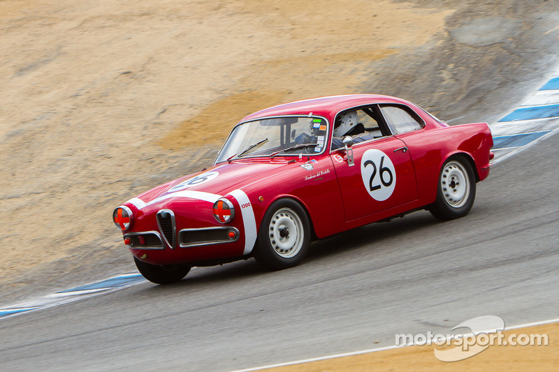 1961 Alfa Romeo Giulietta Sport Veloce