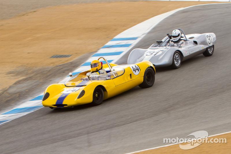 1966 Lotus 23C (441), 1965 Huffaker MK V Genie (31)