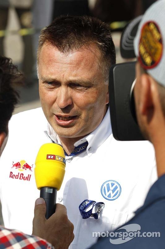 Jost Capito, Chefe da Volkswagen Motorsport