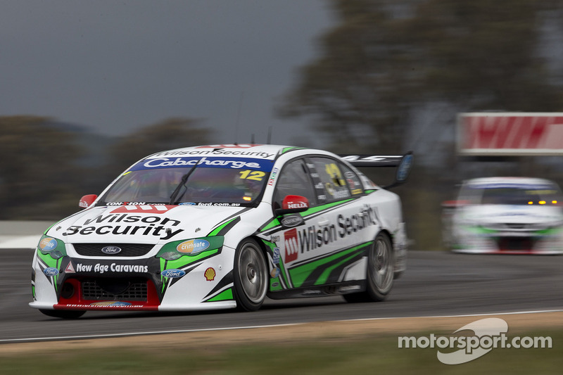 Chaz Mostert, Dick Johnson Racing