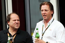 Michiel Mol, Sahara Force India F1 Team Co-Owner,