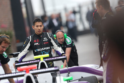 Adderly Fong, Status Grand Prix