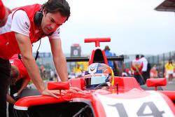 Tio Ellinas, Marussia Manor Racing