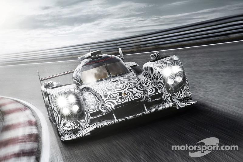 2014 Porsche LMP1