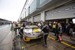 Jan Seyffarth, Nico Bastian, Lance David Arnold, ROWE RACING, Mercedes-Benz SLS AMG GT3