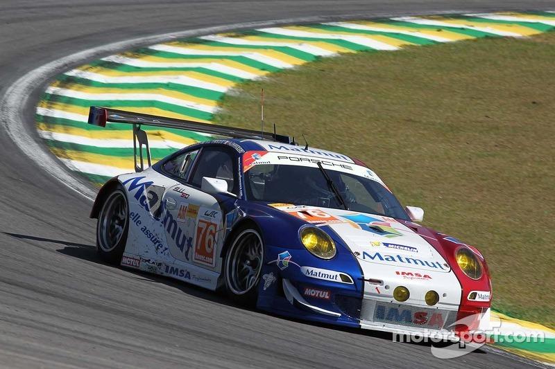 Raymond Narac, Christophe Bourret, Jean-Karl Vernay, IMSA Performance Matmut, Porsche 911 GT3 RSR