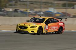 #00 Visit Florida Racing/Speedsource Mazda6 GX: Joel Miller, Tristan Nunez
