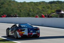 #16 Ferrari of Fort Lauderdale Ferrari 458: Al Delattre