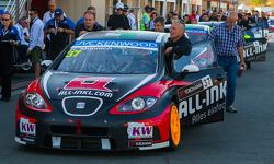 René Münnich, SEAT Leon WTCC, ALL-INKL.COM Münnich Motorsport
