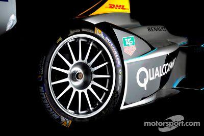 La nouvele Spark-Renault dévoilée pour la saison 2014