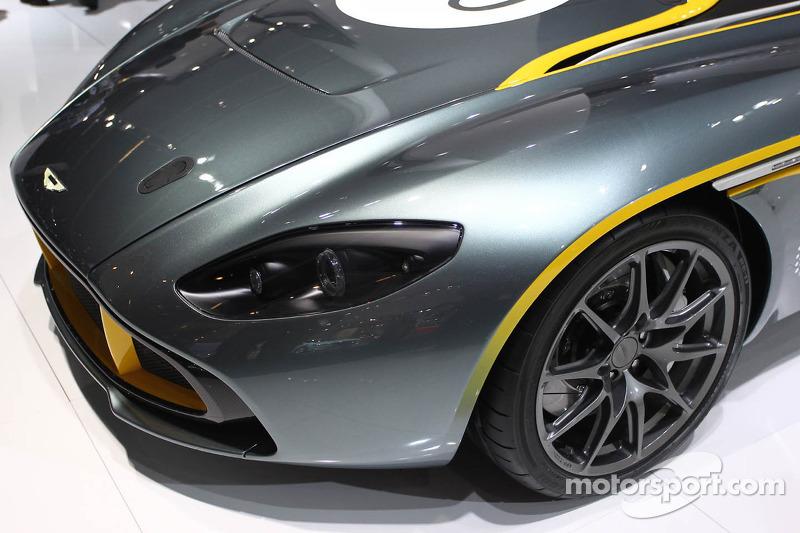 Aston Martin CC 100