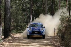 Abdulaziz Al Kuwari and Killian Duffy, Ford Fiesta RRC