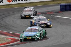 Augusto Farfus, BMW Team RBM BMW M3 DTM, Jamie Green, Audi Sport Team Abt Sportsline Audi RS 5 DTMm
