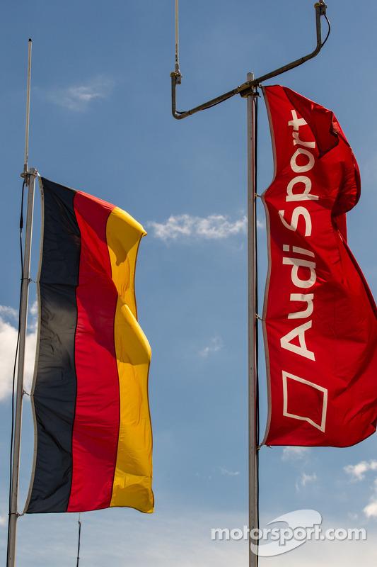 Bandeiras da Audi Sport