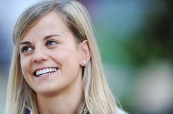 Susie Wolff, Williams-Entwicklungsfahrerin
