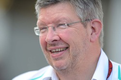 Ross Brawn, Teambaas Mercedes AMG F1