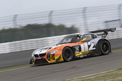 #25 TDS Racing BMW Z4: Henry Hassid, Ludovic Badey