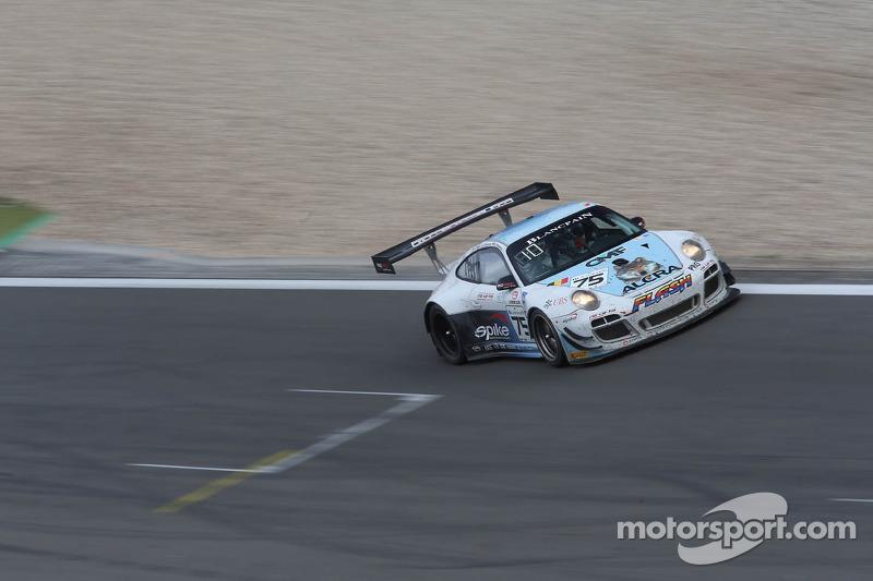 #75 Prospeed Competition Porsche 997 GT3R: Marc Hennerici, Xavier Maassen, Maxime Soulet