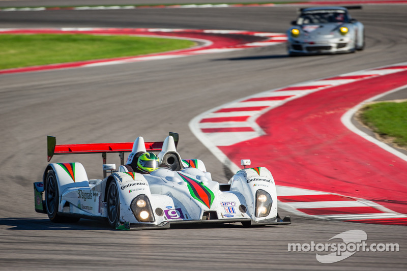 #9 RSR Racing Oreca FLM09 Oreca: Bruno Junqueira, Duncan Ende