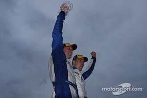 Championship winners- #23 Burton Racing BMW 128i: Terry Borcheller, Mike LaMarra